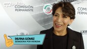 #YoLegislador Delfina Gómez