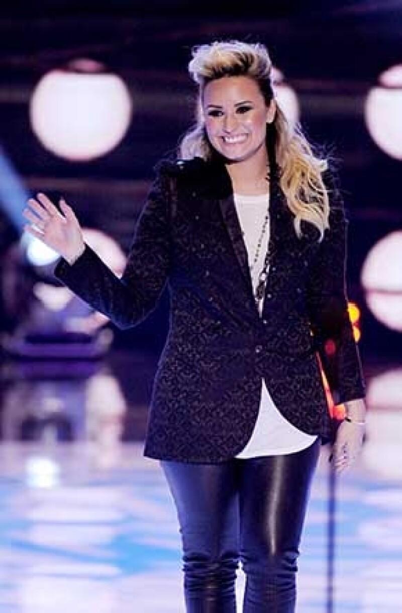 La cantante y actriz de 21 años aparecerá en múltiples episodios de la quinta temporada de la serie musical, confirmó su publicista el viernes.