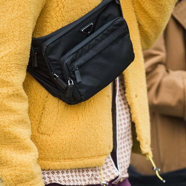 Street Style, Pitti Immagine Uomo, Florence, Italy - 12 Jan 2018