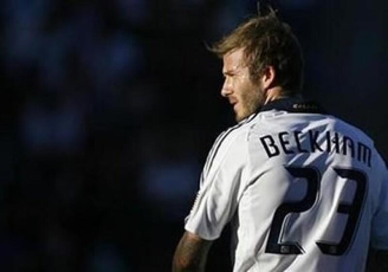Beckham dijo que analiza varias ciudades para ubicar el equipo.  (Foto: Reuters)