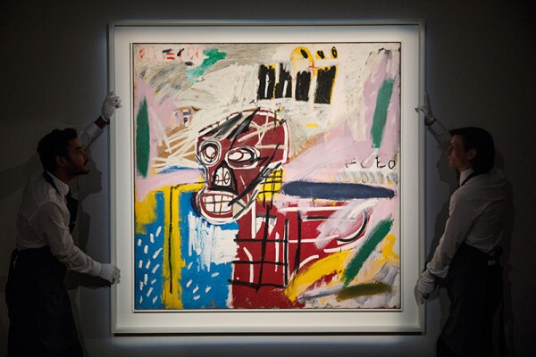 Frieze Week Auction Highlights On View At Christie's