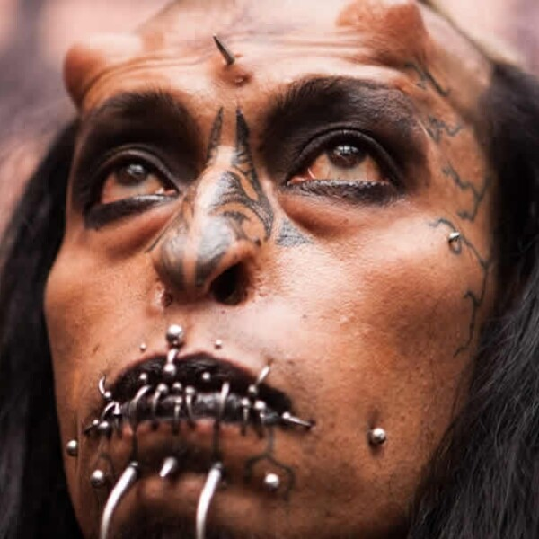 venezolano en expo tattoo