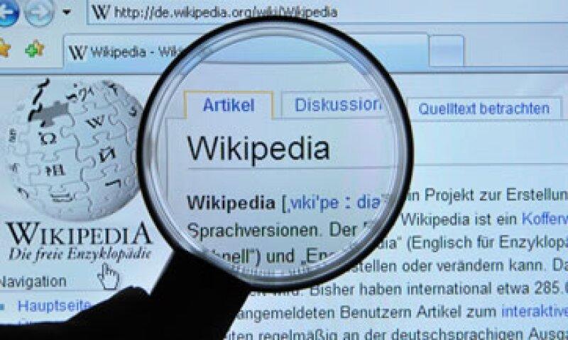 Wikipedia es uno de los 10 sitios más vistos del mundo y es editado por unas 73,000 personas. (Foto: Getty Images)