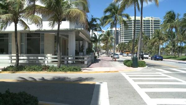 Miami Beach es la primera ciudad de Florida en ordenar confinamiento obligatorio