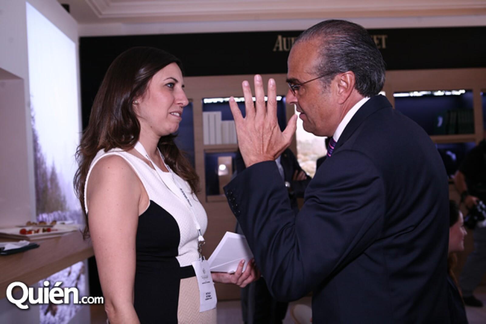Natalia Rotman,Santiago González