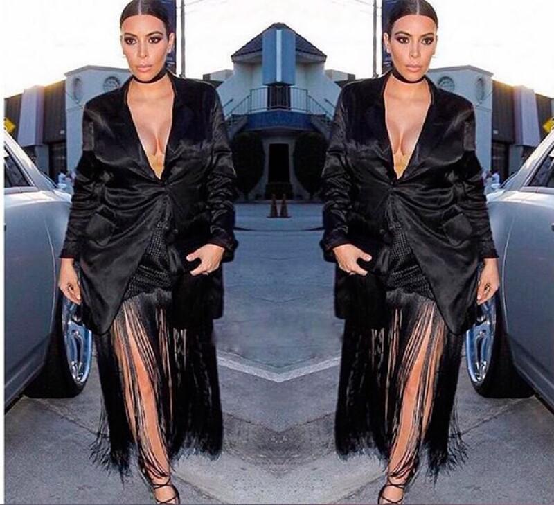 Kim Kardashian es fan de Bonus.