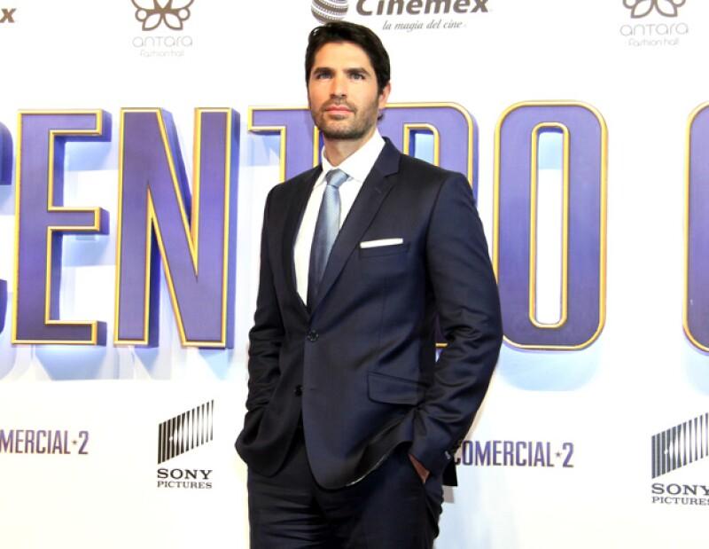 """El actor regresa a México para presentar """"Little Boy"""", su nueva película como productor y nos cuenta en entrevista cómo cree que este proyecto puede generar un cambio positivo en los espectadores."""