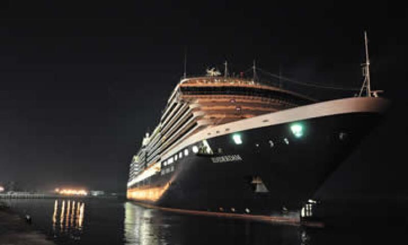 Hasta el mes de abril se registraba una caída de 8.9% en los arribos de cruceros, comparado con los datos en igual periodo de 2010, según datos de CGPMM. (Foto: Notimex)