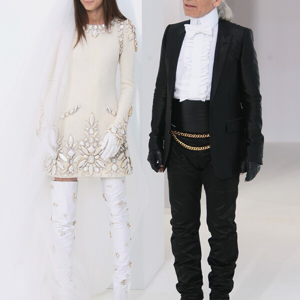 Chanel Fall 2006, Paris