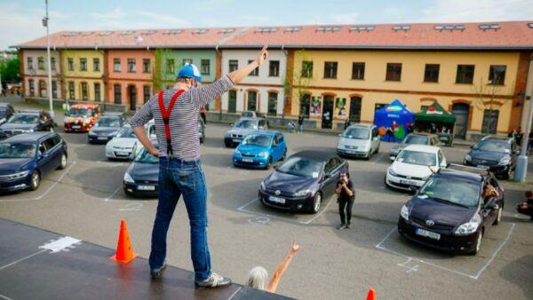 Art Parking