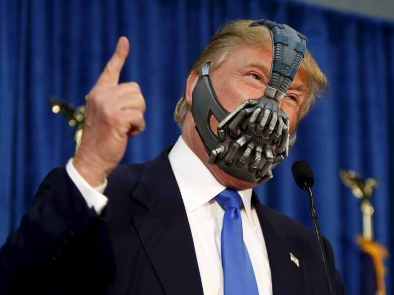 Bane-Trump