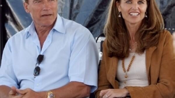 La aún esposa del ex gobernador de California, Arnold Schwarzenegger, le ha pedido el divorcio oficialmente ante la Corte de Los Ángeles.