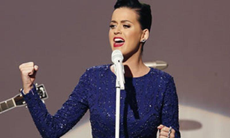 La cantante Katy Perry es la elegida para amenizar el medio tiempo. (Foto: Reuters)