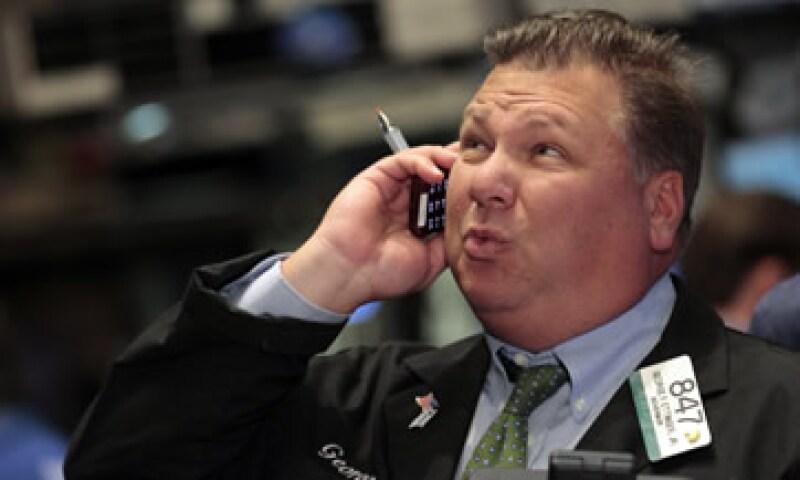 El índice industrial Dow Jones registra una pérdida de más del 4% en lo que va del año. (Foto: Reuters)