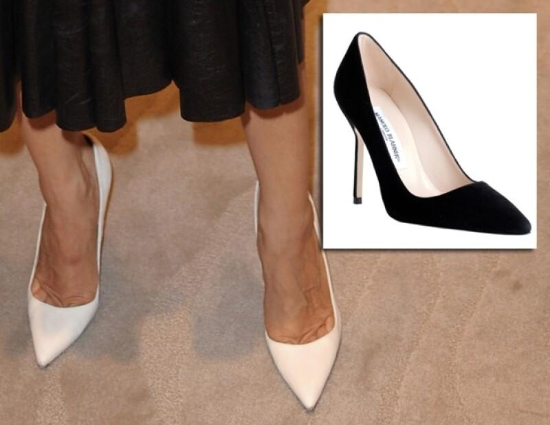 Sarah Jessica y su personaje de Carrie Bradshaw son muy parecidas en cuanto al amor por los zapatos.