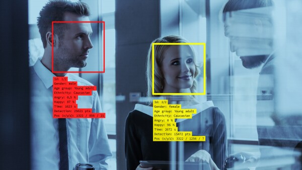Facial Recognition Technology in the office