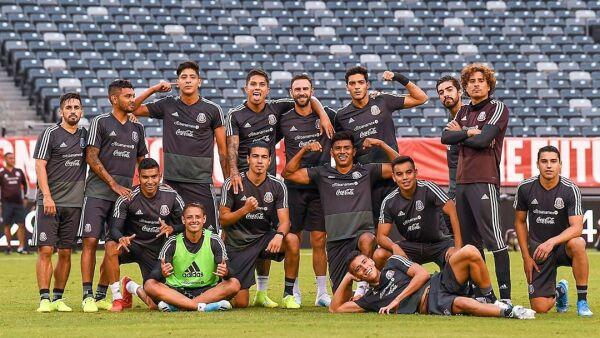 Selección Mexicana de Fútbol