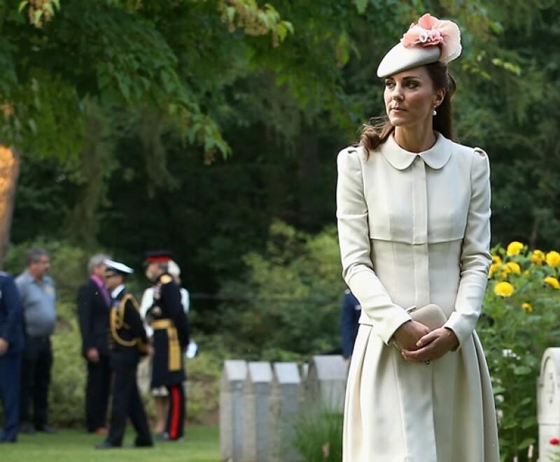 La Duquesa de Cambridge hará su primer viaje oficial sola al extranjero. El destino elegido: Malta.