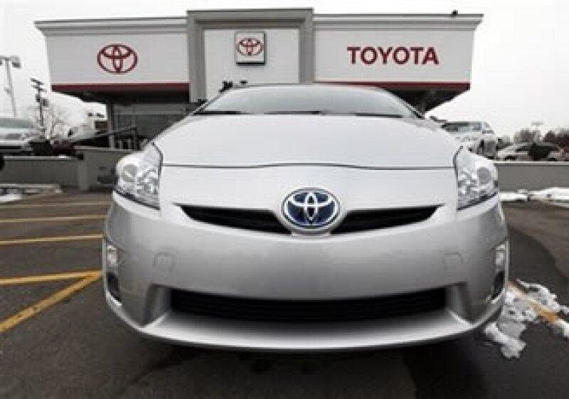 El retiro significó el primer reconocimiento de que los automóviles de Toyota tenían fallas técnicas. (Foto: AP)