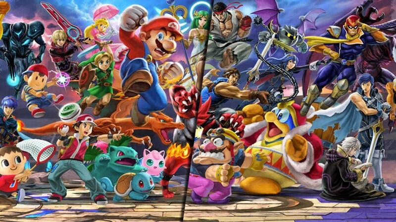 Super Smash Bros Ultimate Sera El Mejor Juego De Nintendo Switch