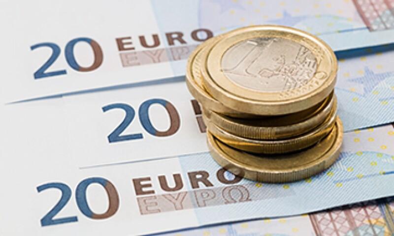 La inflación anual al consumidor en los 18 países que comparten el euro fue de un 0.5% en marzo. (Foto: Getty Images)