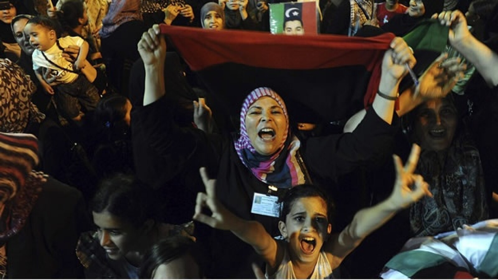 rebeldes Libia Gadhafi Benghazi