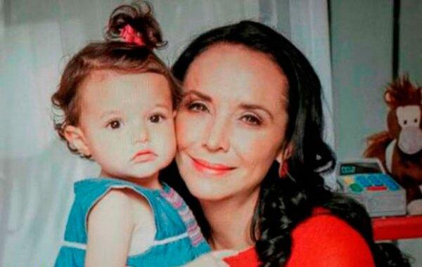 La hermana de Lorena Rojas aseguró que Luciana -hija que adoptó la actriz fallecida en 2015 víctima de cáncer- está cada vez más adaptada a su vida con ella.