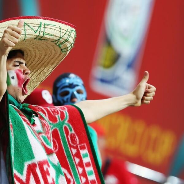 México vs. Nigeria 10