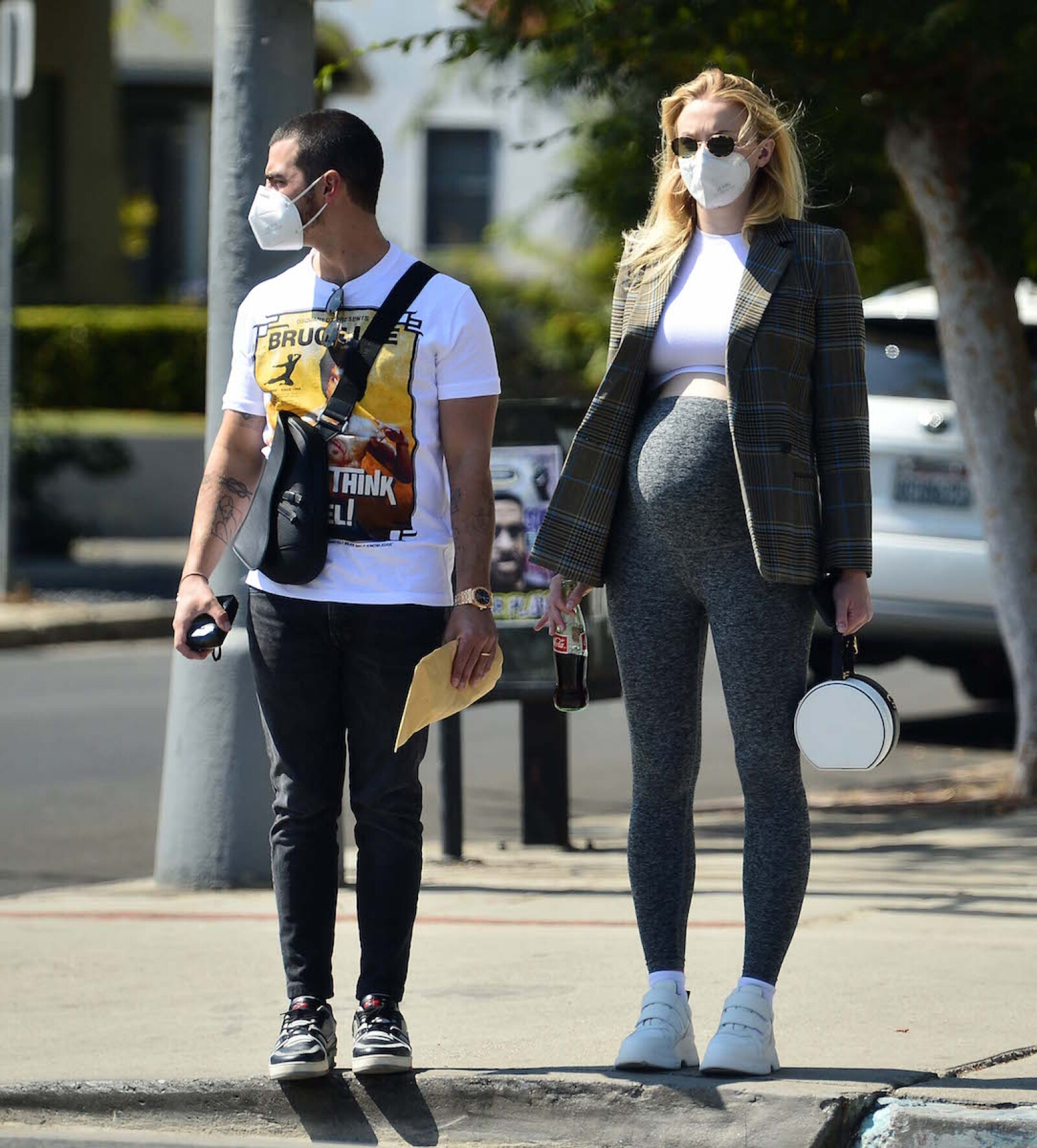 EXC Sophie Turner, Joe Jonas
