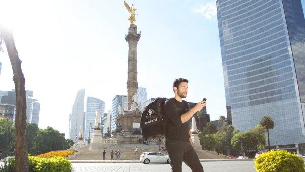 Postmates deja México