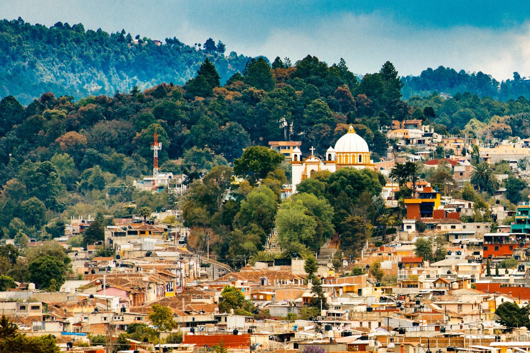 San Cristobal de las Casas Chiapas Mexico
