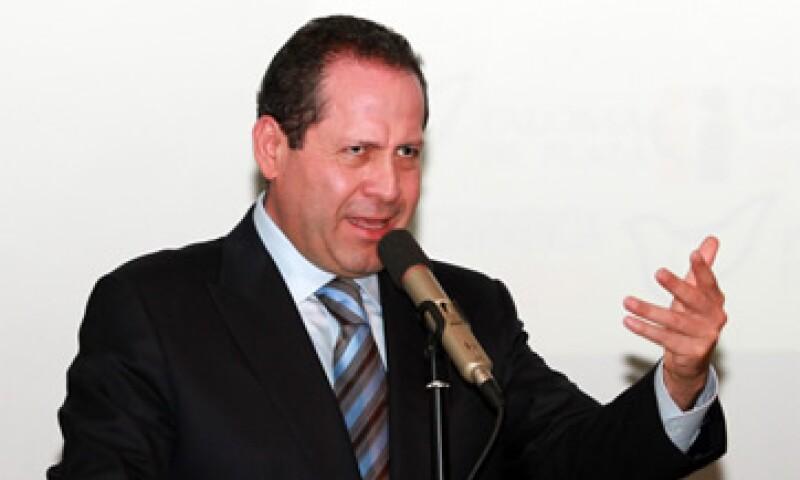 El Gobernador del Estado de México busca darle garantías a la opinión pública. (Foto: Notimex)