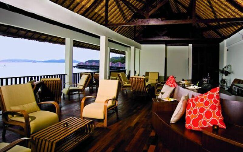 Si lo tuyo es cuidar y disfrutar la naturaleza, éste será el hotel de tus sueños.