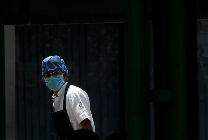 Médicos en guardia