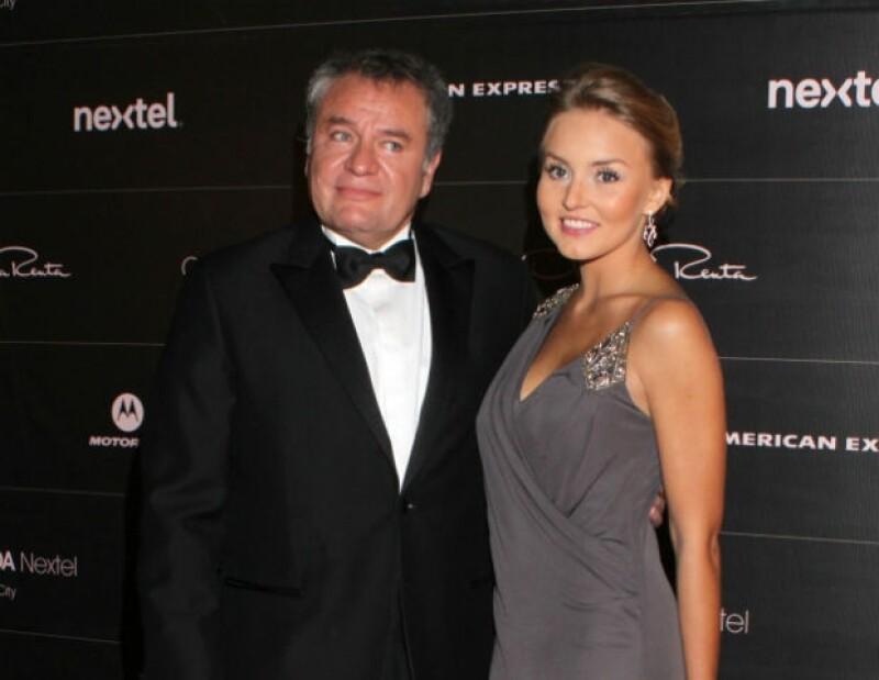 El productor y ex pareja de la actriz ofreció un breve comentario de pésame al respecto del fallecimiento de la señora Sylvie Rosseau.