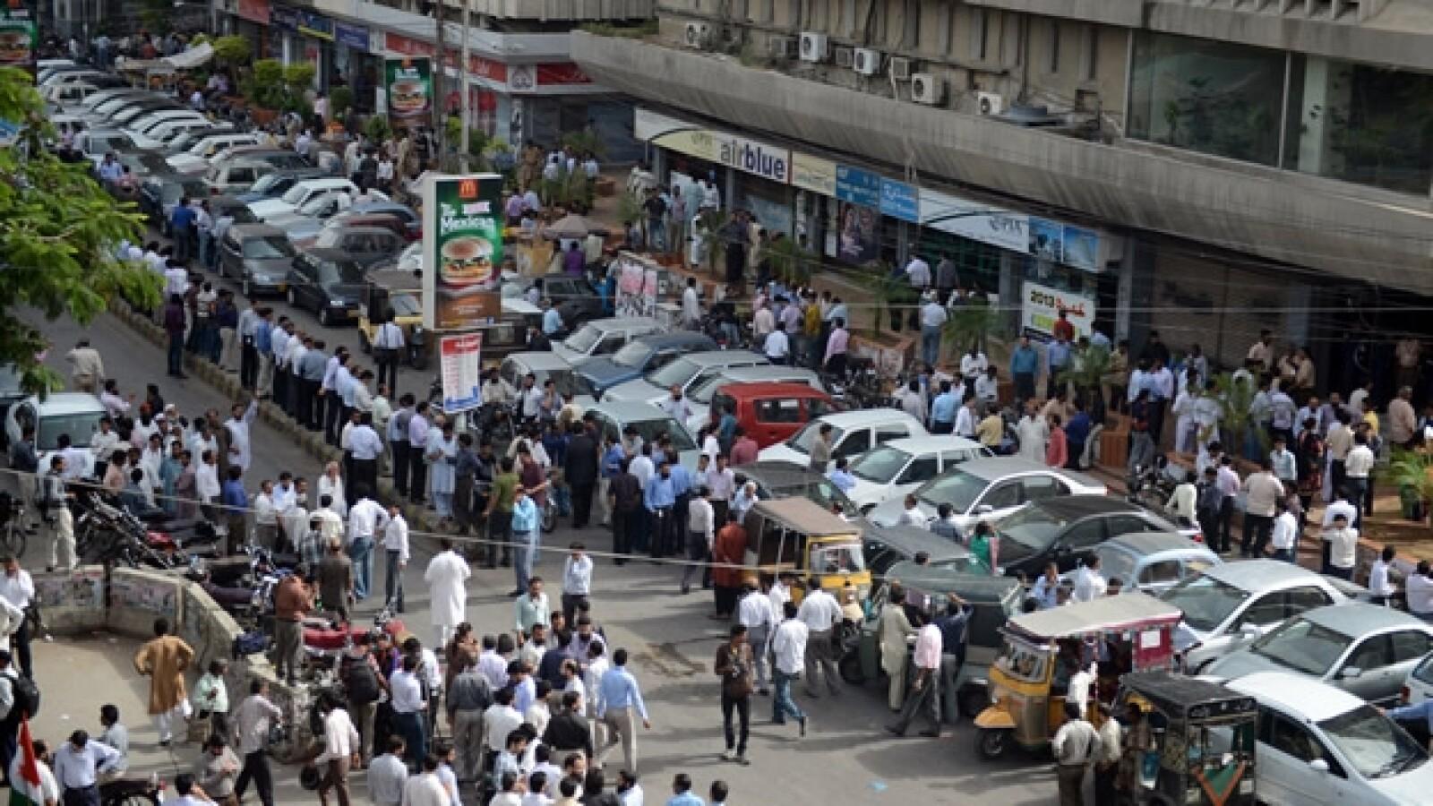 Pakistán terremoto 5