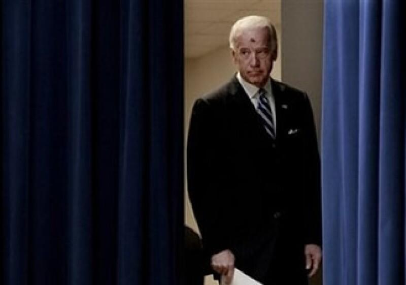 Biden dio lectura a un reporte sobre los progresos de la Ley de Recuperación. (Foto: AP)