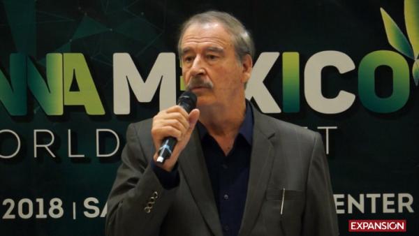 El ex presidente mexicano pide la legalización de la amapola