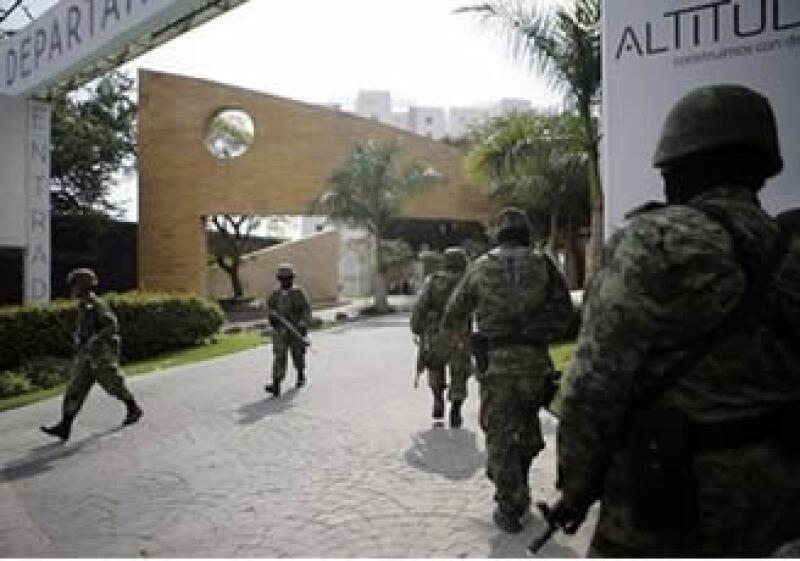 Unos 60 infantes de Marina participaron en el operativo contra el cartel de los Beltrán Leyva. (Foto: AP)
