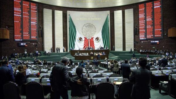 diputados ley amnistía