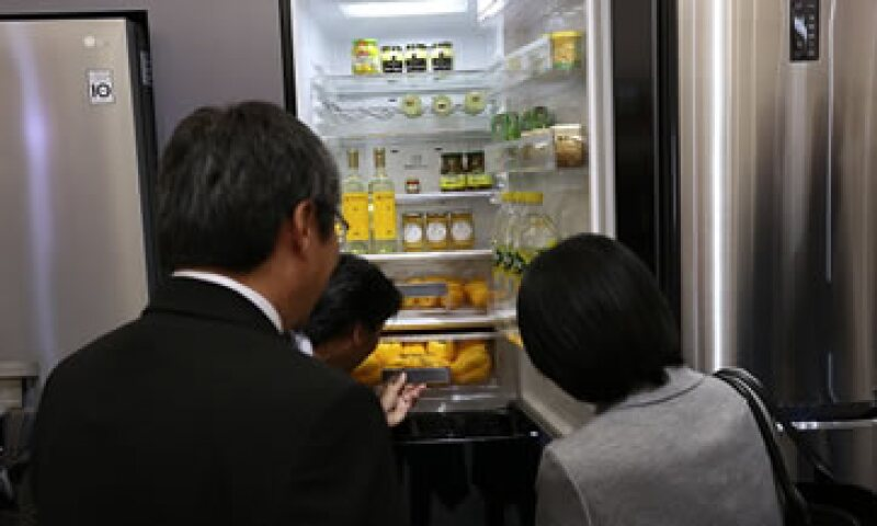 Los electrodomésticos inteligentes son parte de la apuesta de LG. (Foto: Getty Images)
