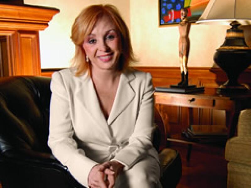 La Presidenta y Directora General de Softtek (Foto: Expansión)