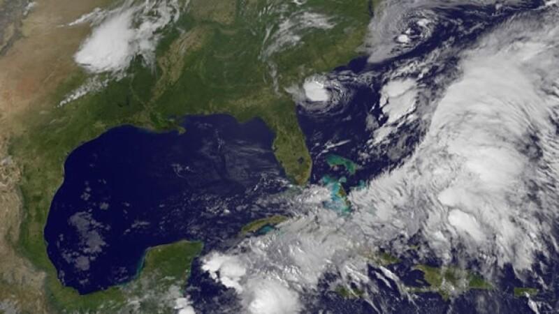La primera tormenta tropical de la temporada se forma en el Atlantico