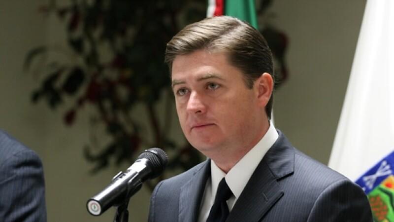 Rodrigo Medina detenidos