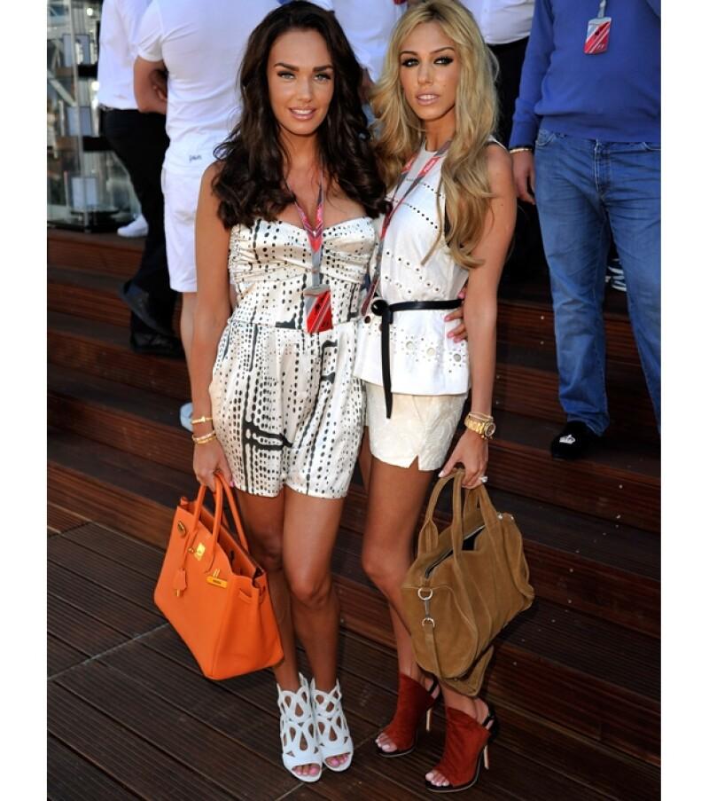Las hijas del magnate del automovilismo están dispuestas a aparecer en programas de televisión y mudarse a Los Ángeles con tal de convertirse en estrellas de Hollywood.
