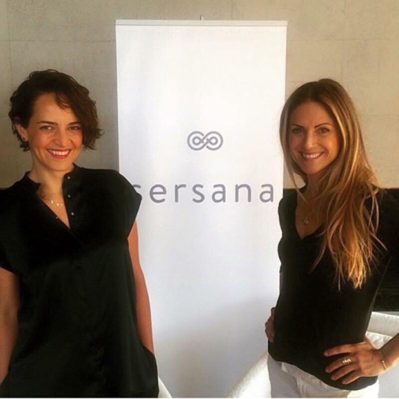 Ana Jimena Ramírez nos explica su nuevo proyecto: la plataforma de wellnes Sersana, que surgió de un sueño compartido con Lety Román.