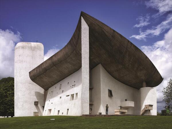 Capilla Notre Dame - Le Corbusier