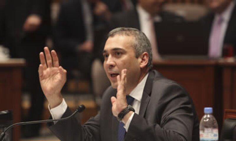 Benito Nacif dijo que el documento final se presentará para su aprobación en la sesión del 29 de agosto. (Foto: Cuartoscuro)