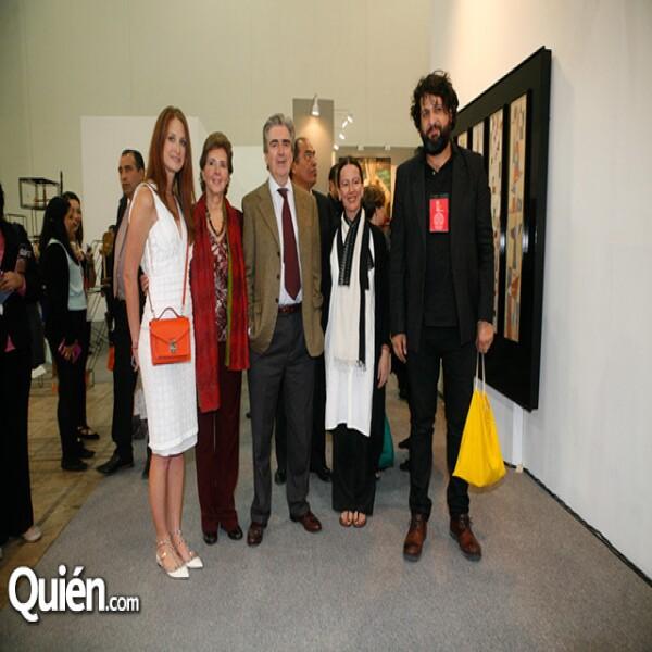 Zélika García,María Cristina García,Rafael Tovar y de Teresa,Cristina Faesler,Juan Gaytán
