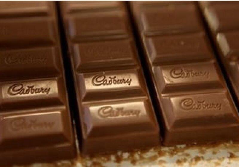 Cadbury ha rechazado hasta el momento la oferta de compra hecha por Kraft. (Foto: AP)